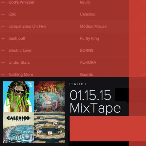 Jan MixTape